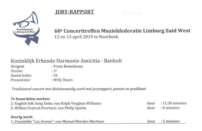 Juryrapport concertwedstrijden MFLZW (2)