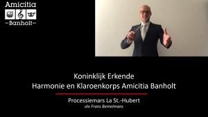 Frans Bemelmans dirigeert