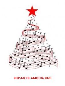 Kerstboom AMICITIA